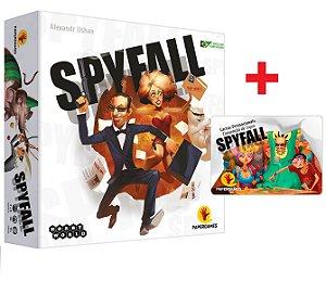 Spyfall + Cartas Promocionais