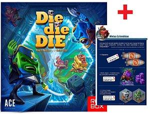 Die Die DIE! + 3 Extra Catarse
