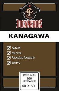 Sleeve Customizado Kanagawa 60x60 mm - Bucaneiros