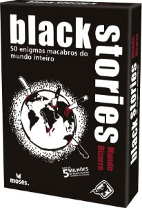 Black Stories Mundo Bizarro