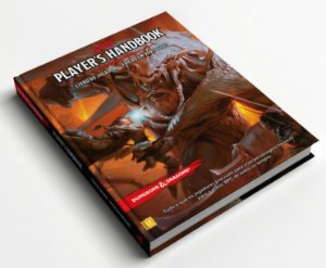 Dungeons and Dragons Player's Handbook  (5ª Edição)