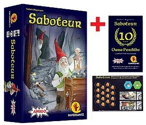 Saboteur + 2 Promos