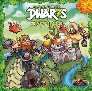 Dwar7s Spring + Extras KS (Pré-Venda)