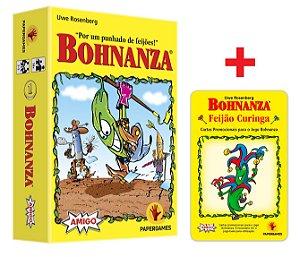 Bohnanza + Cartas Promocionais