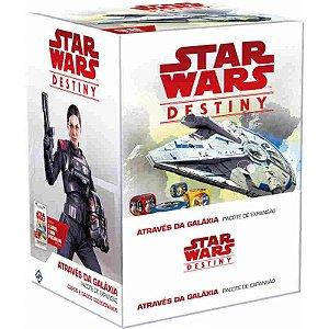 Star Wars Destiny - Através da Galáxia (CAIXA)