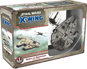 Stars Wars X-Wing - Expansão Heróis da Resistência