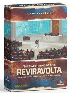 Terraforming Mars Reviravolta