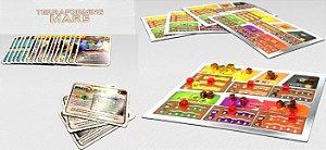 Terraforming Mars Kit Extras KS Reviravolta + Cartas