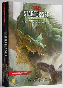Dungeons and Dragons (5ª Edição) Starter Set Kit Introdutório