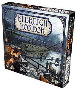 Eldritch Horror - Máscaras de Nyarlathotep