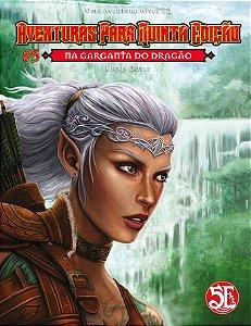 Na Garganta do Dragão - Aventuras para Quinta Edição #5