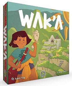 Wak'a (Pré-Venda)
