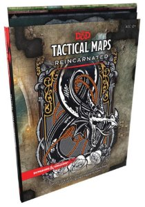 D&D: Tactical Maps Reincarnated (Inglês)
