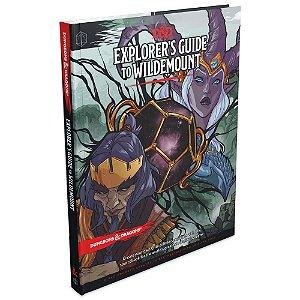 D&D: Explorer's Guide to Wildemount (Inglês)