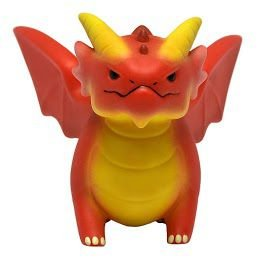 Figurines of Adorable Power: Dungeons & Dragons Red Dragon (Inglês)