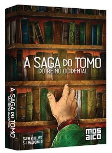 Arquitetos do Reino Ocidental - Saga do Tomo (Pré-Venda)