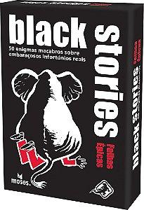 Black Stories Falhas Épicas