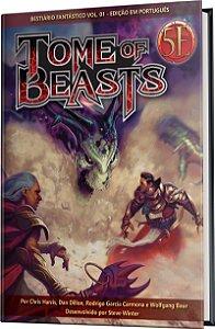 Tome of Beasts Bestiário Fantástico Vol. 1