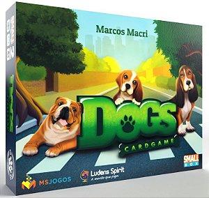 Dogs Card Game Edição Catarse