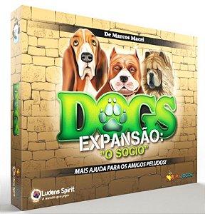 Dogs Expansão O Sócio 2a Edição (Catarse)
