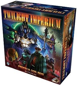 Twilight Imperium 4ª Edição Profecia dos Reis (Expansão)