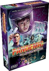Pandemic No Laboratório