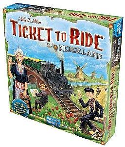 Ticket to Ride - Holanda