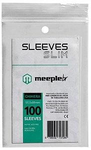 Sleeve Slim Chimera 57,5x89 mm - MeepleBR