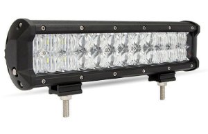 BARRA DE LED 5D RETA  72W CREE LEDS NEW GENGERATION TROLLER