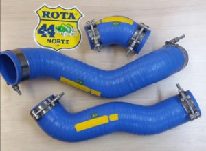 KIT MANGUEIRA DA TURBINA DO TROLLER REFORÇADA 3.2