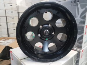 RODA FUEL 17X9 / 5X139 MATTE BLACK MB