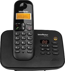 Telefone Intelbras S/ Fio Ts 3130 Com Secretária Eletrônica