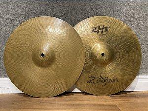 """Prato Zildjian ZHT Rock Hi Hat 14"""""""