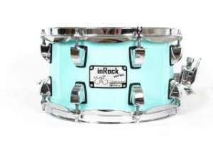 """Caixa Odery Inrock Surf Green Limited Edition 10x6"""""""