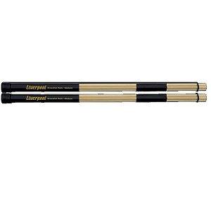 Baqueta Acústica Rods Liverpool Medium - RD 155