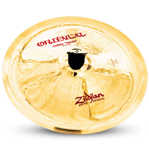 Prato Zildjian Oriental China Trash 16""