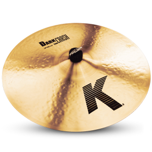 Prato Zildjian K Series Dark Thin Crash 16""