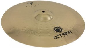 Prato Octagon F Signature Medium Crash 18""