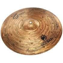 Prato Octagon Groove Full Crash 17""