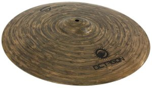 Prato Octagon Groove Full Crash 18""