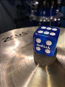 Borboleta de Prato Gorilla Dado Azul 2 Unidades - BPDAA26