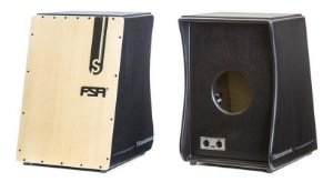 Cajon Elétrico FSA Standard FS 2501 - Preto