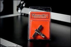 Chave de Afinação Magnética Drum Clip - MagnaKey