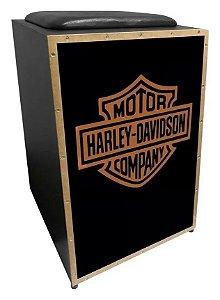 Cajon Elétrico Jaguar Harley Davidson K2COR-07
