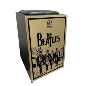 Cajon Elétrico Jaguar The Beatles