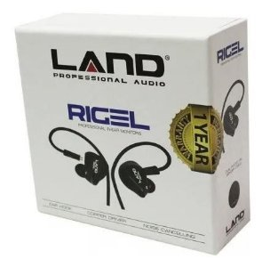 Fone Land Audio Rigel Professional Ultra Driver Earphone