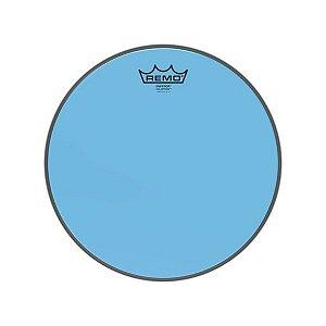 "Pele Remo Emperor Colortone Azul 18"""