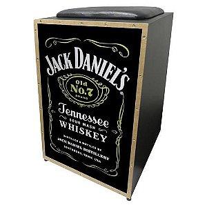 Cajon Elétrico Jaguar Jack Daniels K2COR-008