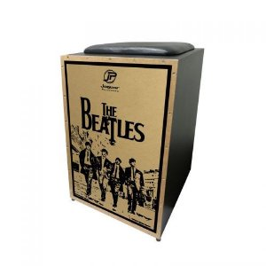 Cajon Elétrico Jaguar The Beatles K2PB-012