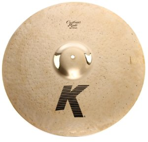 Prato Zildjian K Custom Brilliant Ride 20""